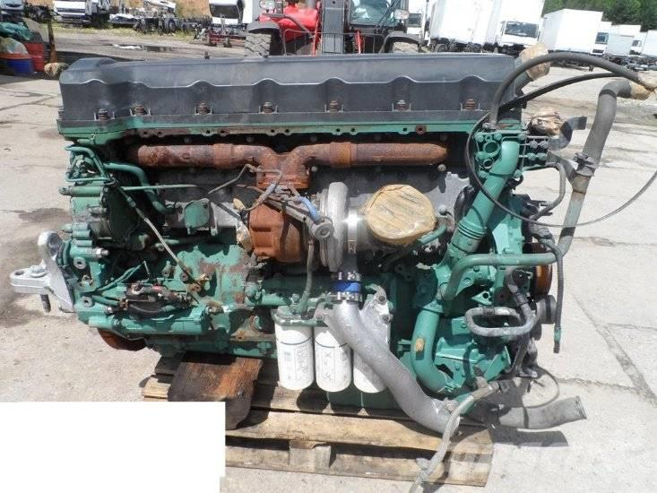 Volvo FH13 engine