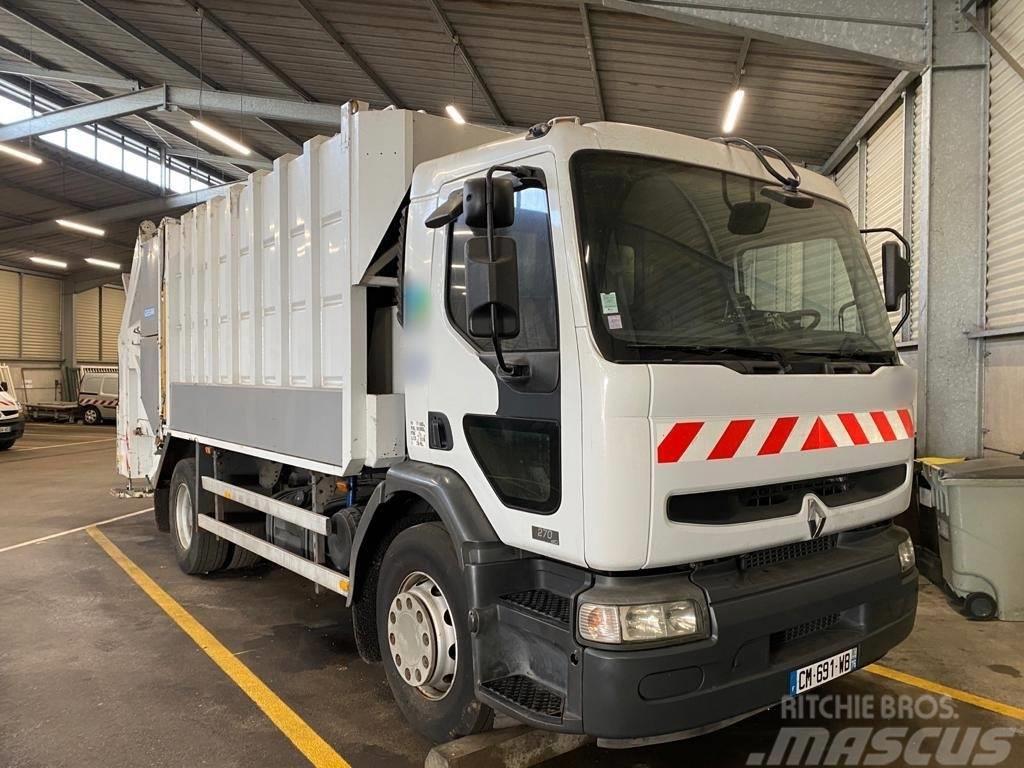 Renault Śmieciarka RENAULT Midlum 270 DXI