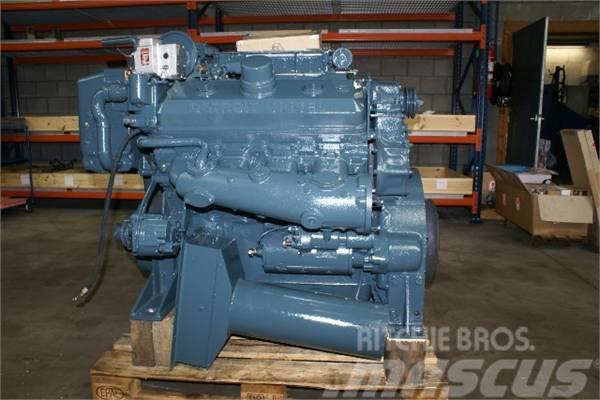 Detroit 8V92, 2012, Motorer