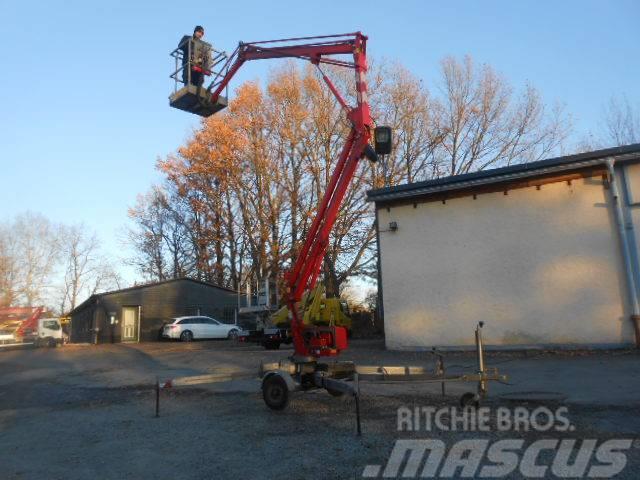 Aerial Quicklift K10-1
