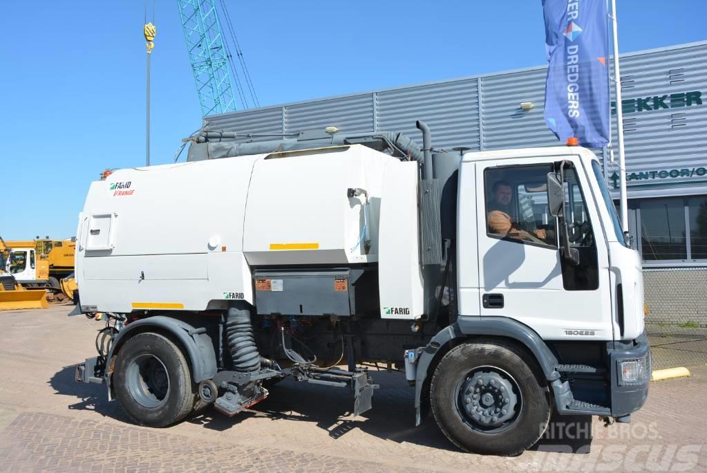 Iveco ML180E28  Sweeper