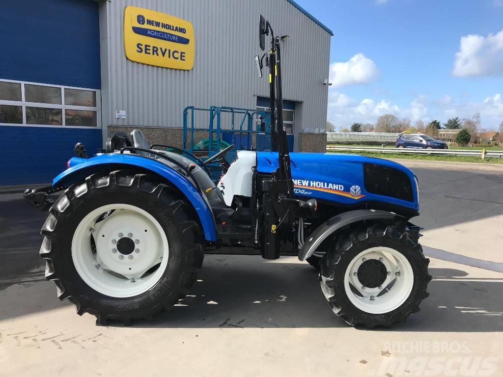 New Holland TD4.80F