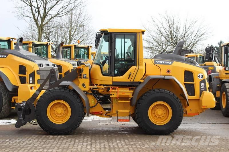 gbp used for sale wheel volvo loader