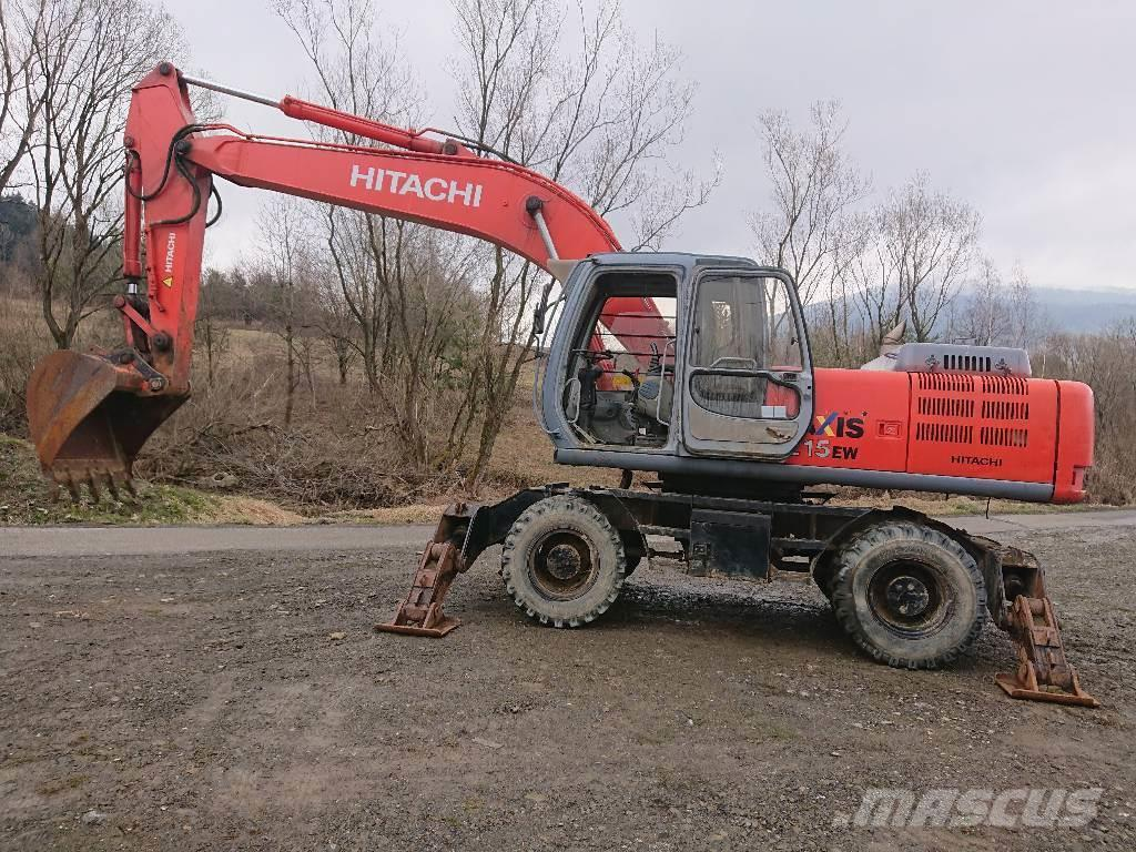 Hitachi EX 215 W