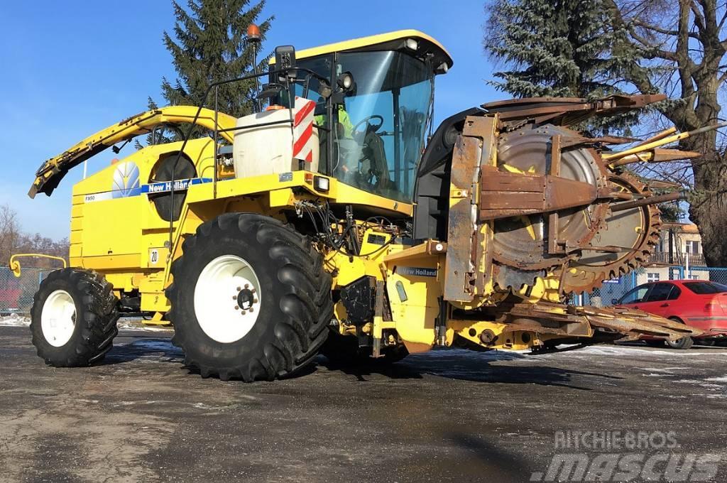 New Holland FX 50 - KMPER - PODBIERAK - 481 KM - 2006 ROK