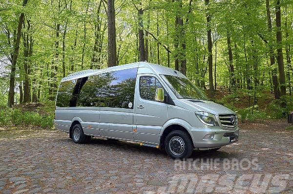 Mercedes-Benz Sprinter 519 Bluetec CUBY Warranty 5 Years (123)