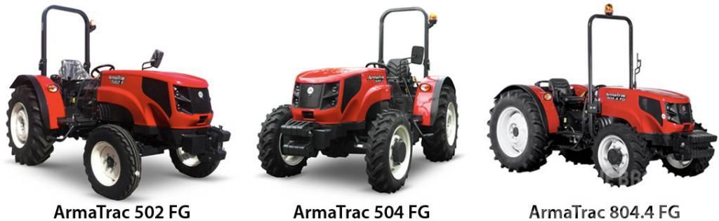 ArmaTrac 502-504 fabriksny