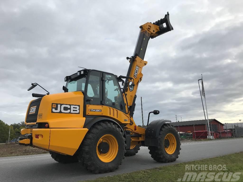 JCB TM 320S -20 omg.lev!