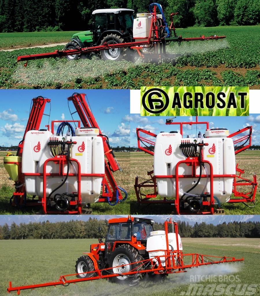 Agromehanika AGS 600 /12m MRX
