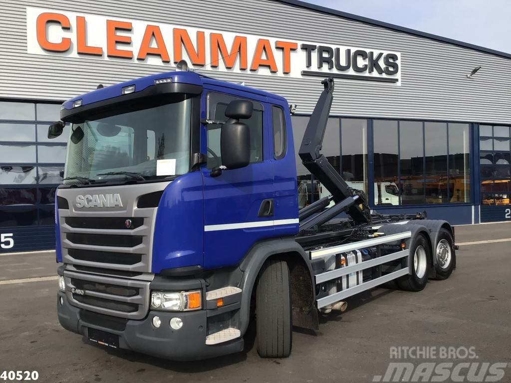 Scania G 450 Euro 6