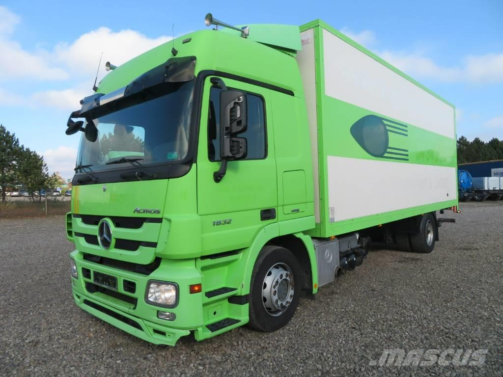 Mercedes-Benz Actros 1832 4x2 Euro 5