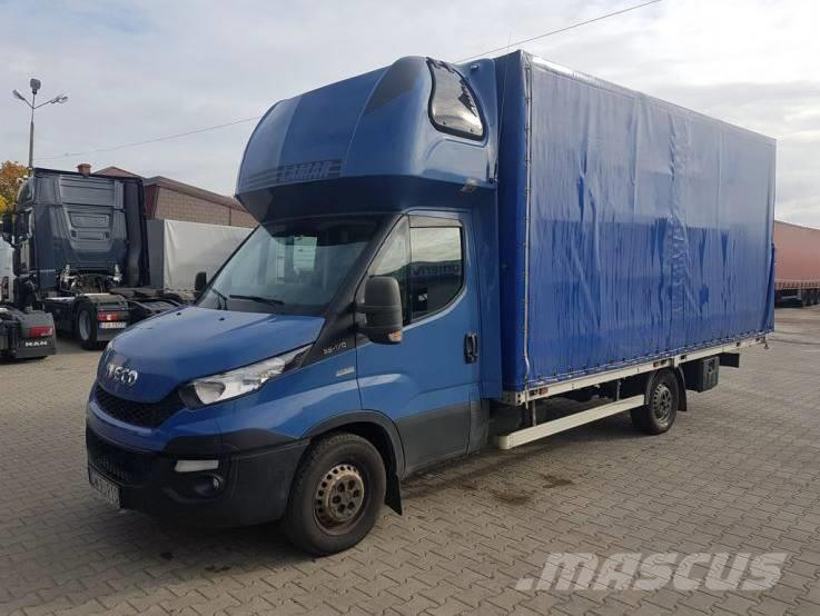 Iveco DAILY 35S17 170 KM
