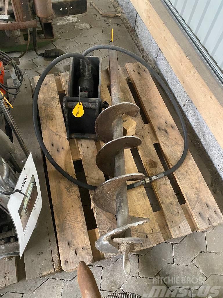 [Other] hydraulisk jordbor S30-150