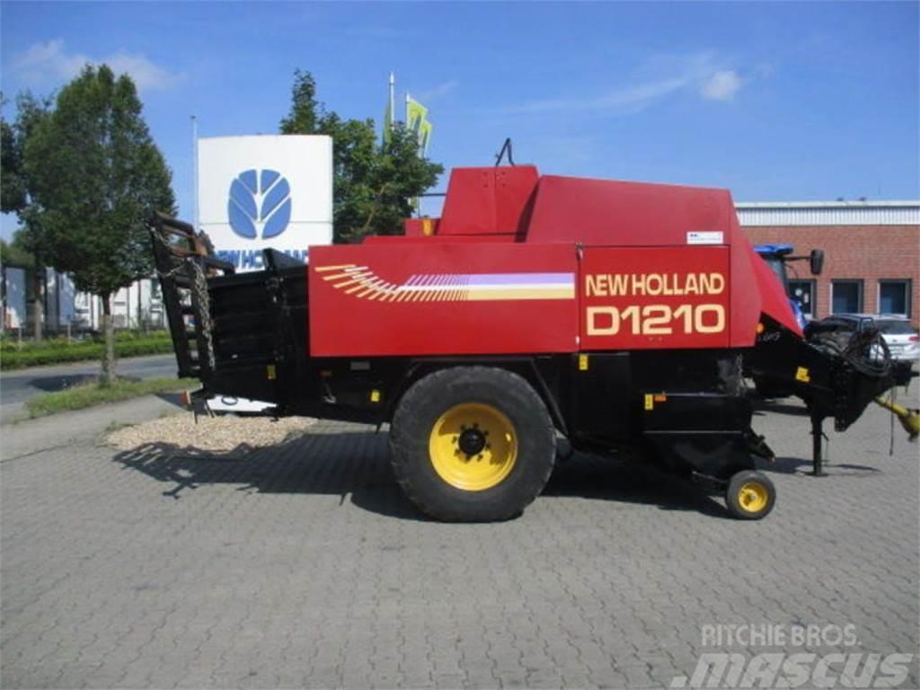 New Holland D1210 CropCutter Einsatzbereit