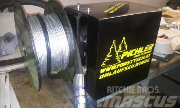 [Other] Pichler Forsttechnik PRW 300 Rückholseilwinde