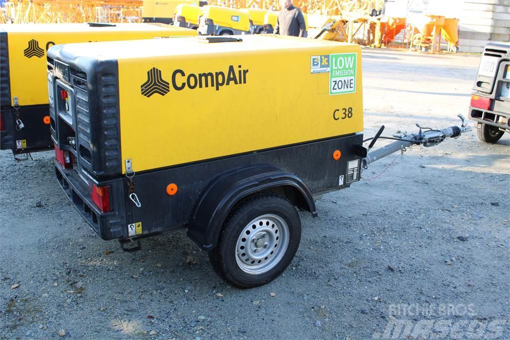 Compair C38 mit DPF