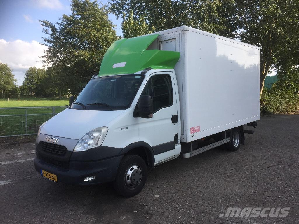 Iveco Daily 35C13 Koffer + LBW