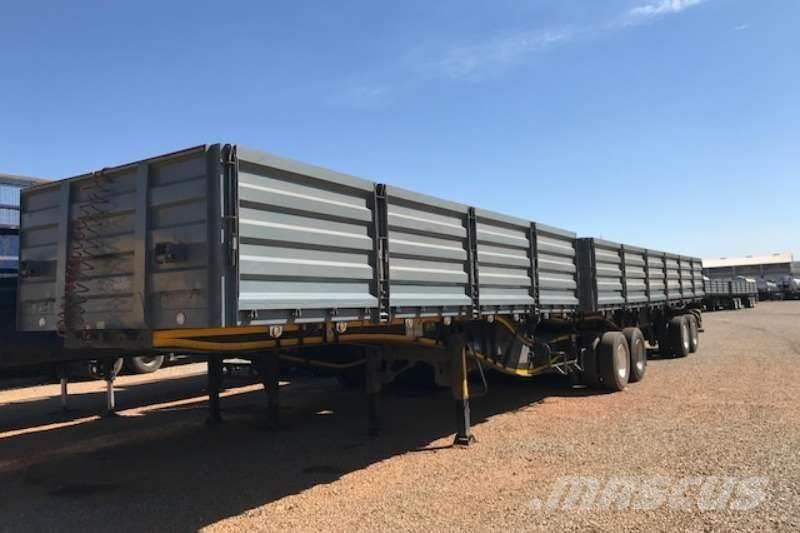 [Other] Trailord Interlink Dropside side tipper trailers