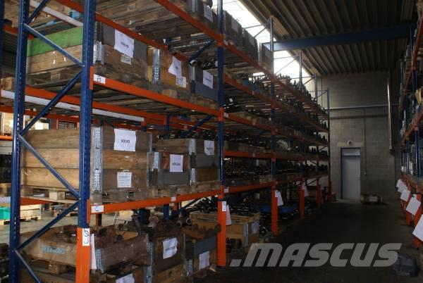 DAF NEW ENGINE PARTS