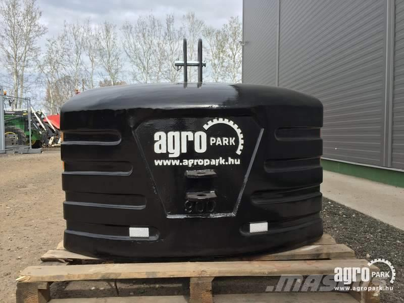 Egyéb New AGROPARK 900 kg block weight for front linkage