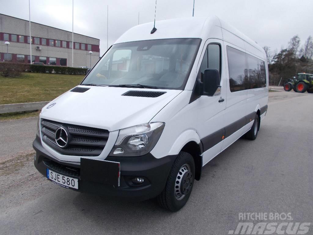 Mercedes-Benz SPRINTER 516 CDI BUSS 19 PASS/ LIFT