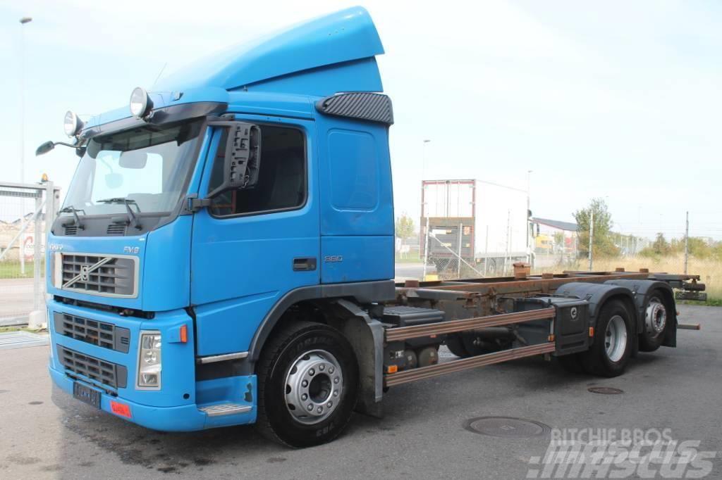 Volvo 6X2 380