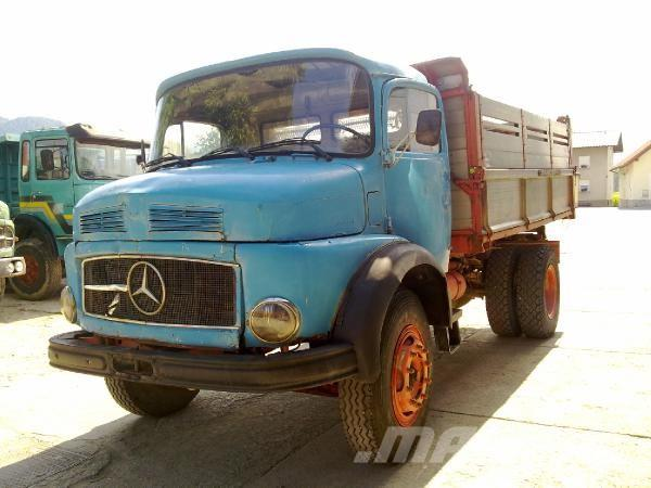 Mercedes-Benz 1113, 1413 - MAN LONG NOSE , DAF 2800, 3300, 3600