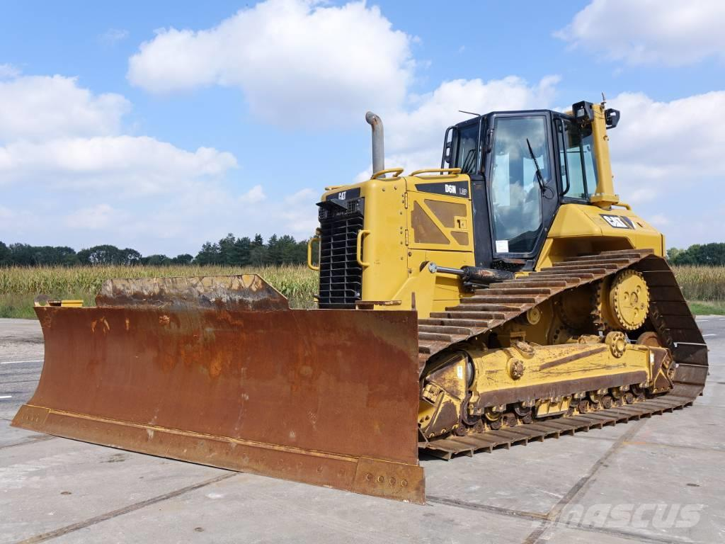 Caterpillar D6N LGP GPS prepaired