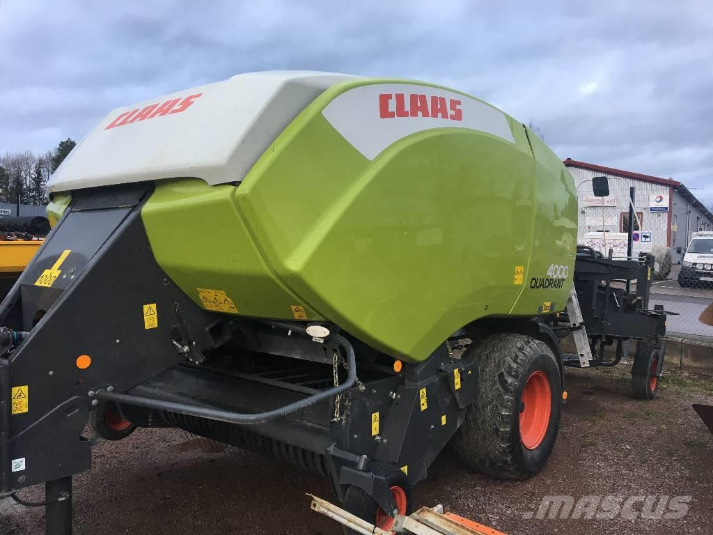 CLAAS Quadrant 4000 -15