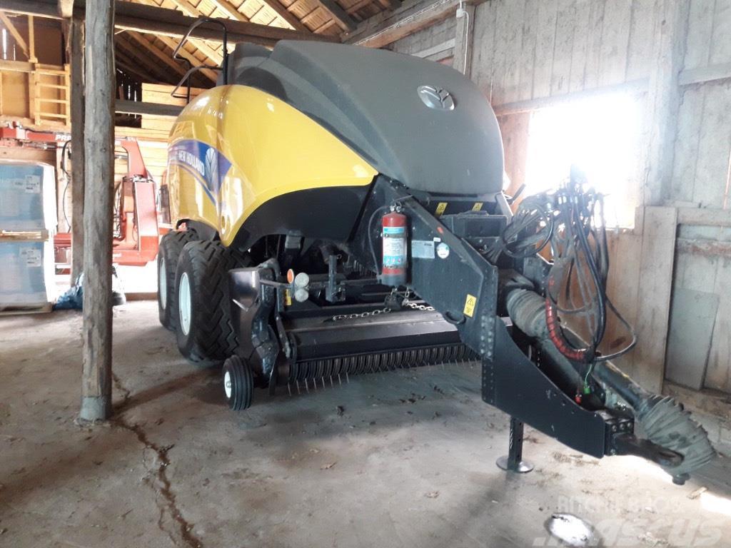 New Holland 890 Big baler crop cutter