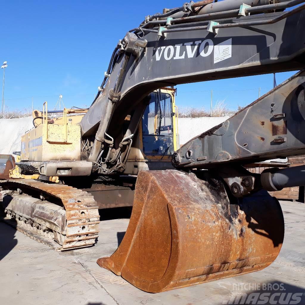 Volvo 750 Excavator For Sale Price: Used Volvo EC 450 Crawler Excavators Year: 1997 Price: US