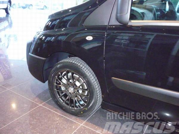 Fiat Scudo, 2010, Lätta skåpbilar