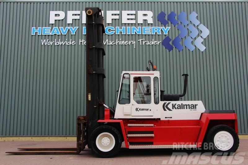 Kalmar DC16-1200 16t Capacity, 7000 mm Lifting Height, Si