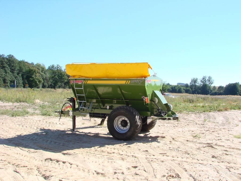 Pomot Upr 7 T Fertilizer And Lime Spreader Mineral