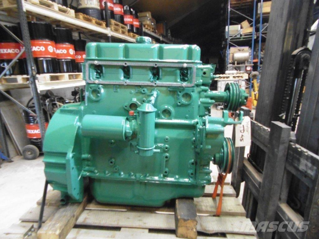 used volvo td45b engines for sale mascus usa