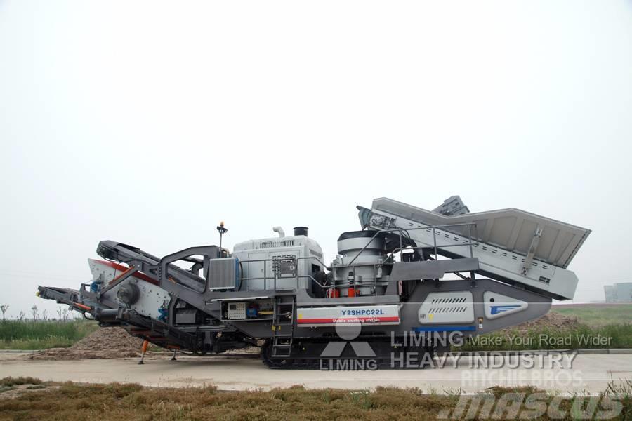 Liming YG1138E71L Planta móvil trituración