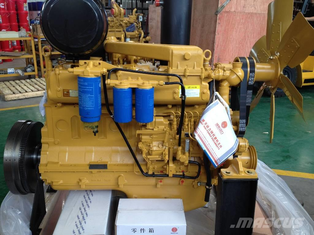 Weichai engine WD106178E25 for shantui SD16 bulldozer