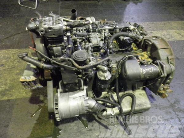 MAN D 0826 LUH 03 / D0826LUH01-13, 1994, Motorer