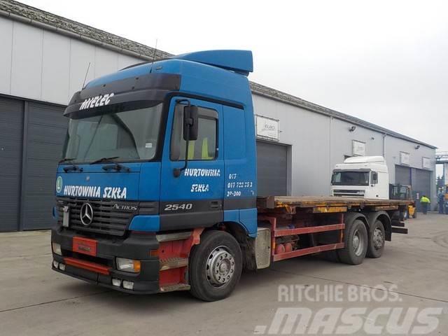 Mercedes-Benz Actros 2540 (BIG AXLE / 6X2)