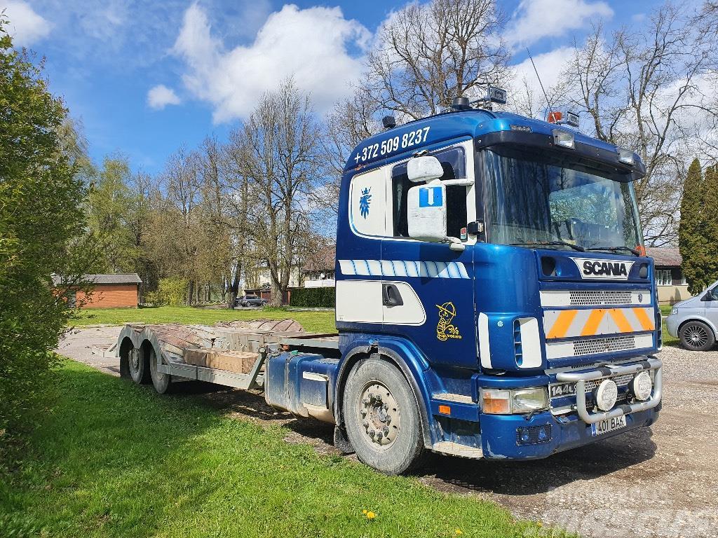 Scania 460