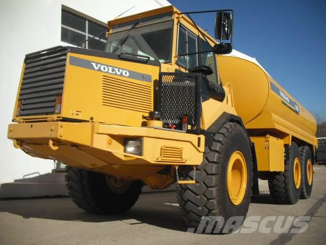 Volvo A25C WITH NEW WATER TANK