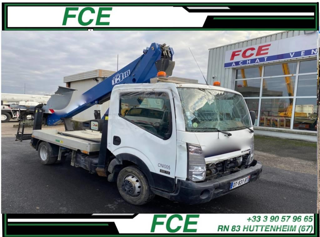Nissan NT400/SOCAGE T318 *ACCIDENTE*DAMAGED*UNFALL*