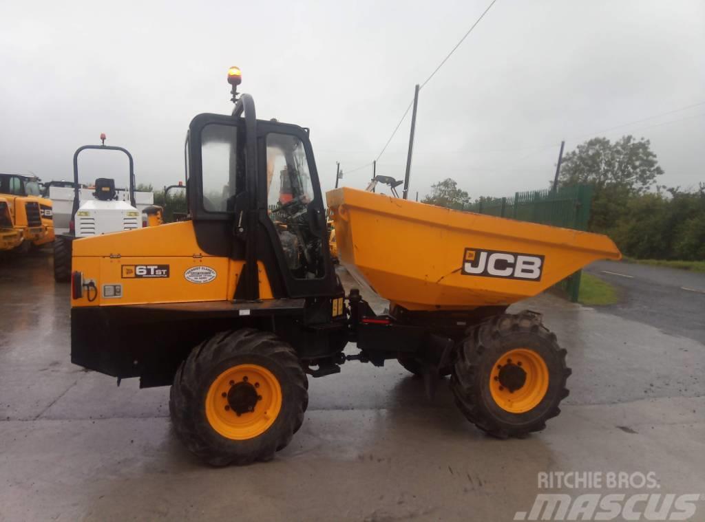 JCB 6 ton swivel