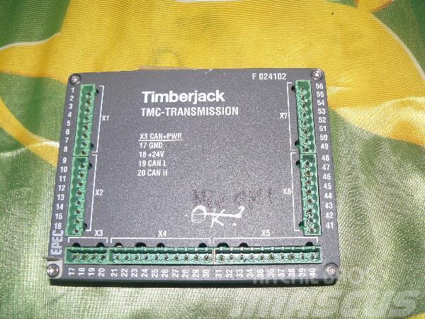 [Other] Moduły TMC / Joysticki ICM ICL Timberjack / John D