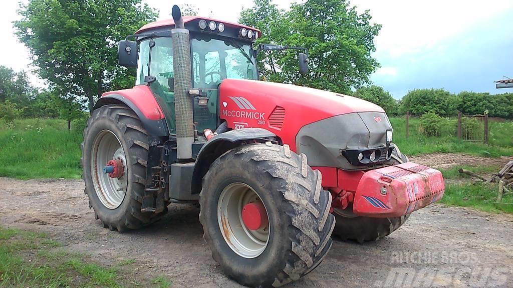 mccormick ztx280 gebrauchte traktoren gebraucht kaufen und. Black Bedroom Furniture Sets. Home Design Ideas