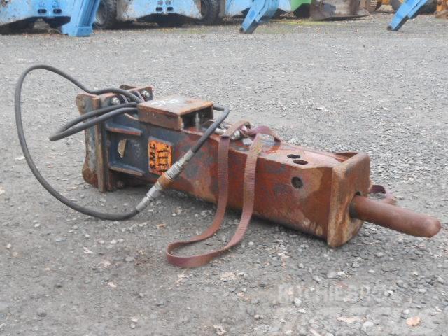 SMC Specht Anbaugerät für Bagger 3,5 - 6 t, Nr. 373