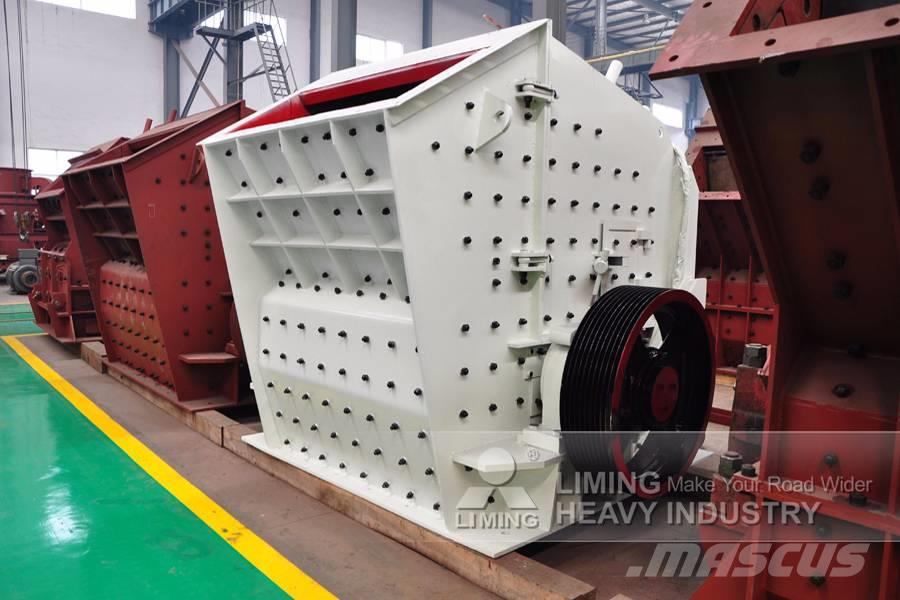 Liming 180-270tph European Impact Crusher