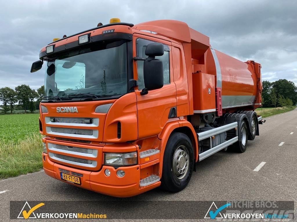Scania P280 B 6x2 Euro 5