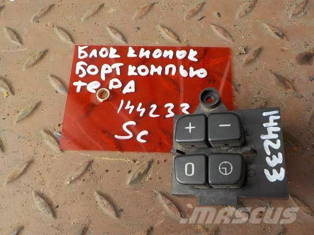 Scania P,G,R series Control switch 1789934