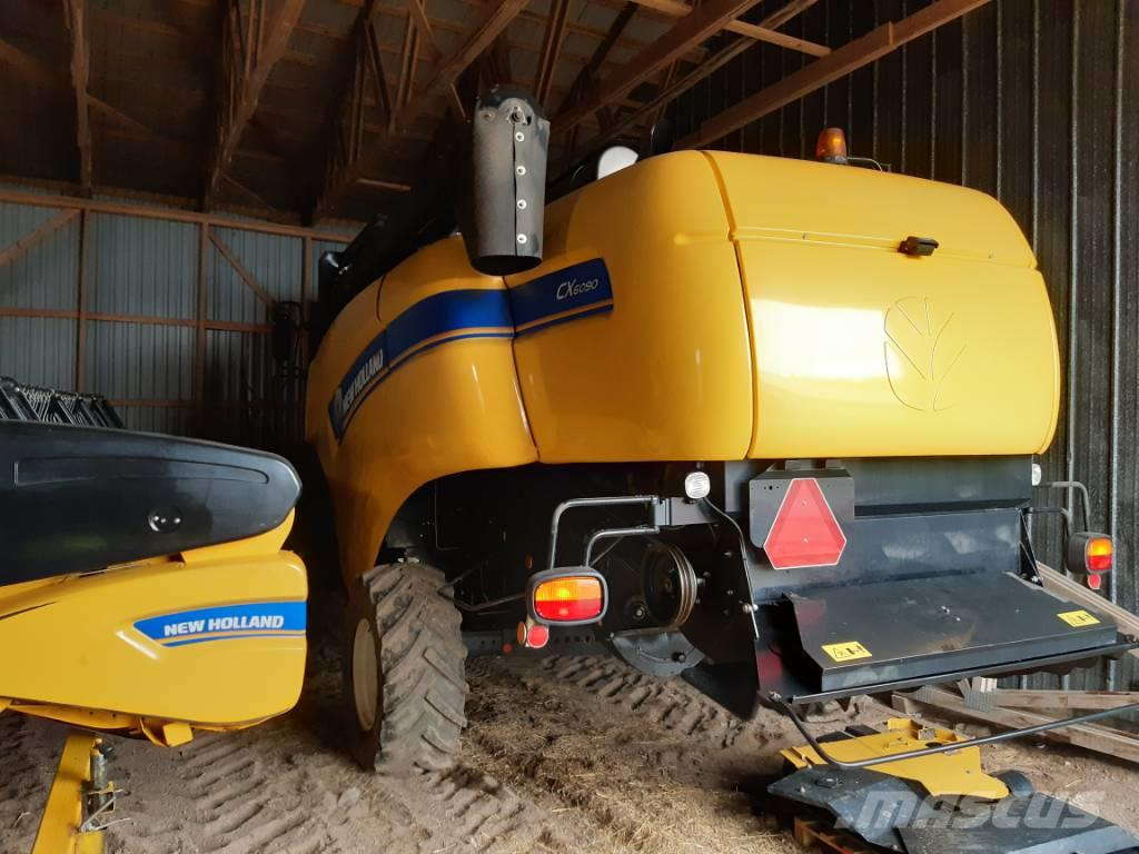 """New Holland CX6090 RS 20"""""""